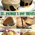 5 recipes for St. Patrick's Day: Irish soad breads, Baily's Irish Cream cupcakes and hearty Guinness Stout  gingerbread.