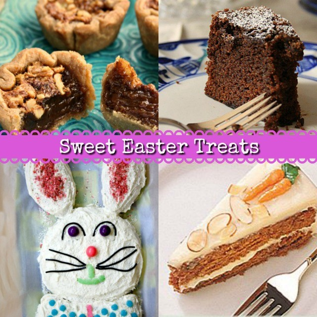 Easter Cakes and Tarts