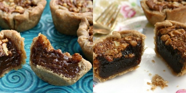 easy molasses butter tarts