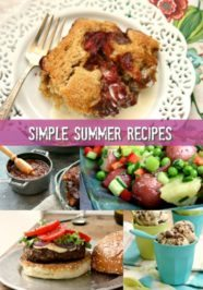 5 easy recipes for Canada Day and Summer Weekends