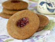 Aunt Marcia's soft molasses Cookies