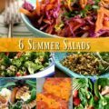 6 Summer Salad Recipes to Beat the Heat