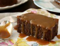 Parfaits petits gâteaux au caramel