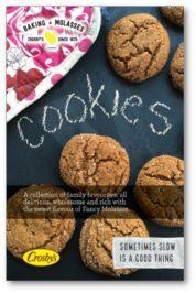 20 of our favourite cookie recipes in a free eBook