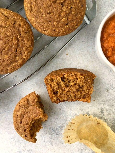 cornmeal pumpkin muffins 3 sm