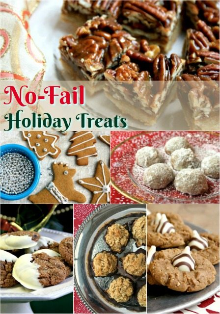 6 fail proof cookies for your holiday cookie plate