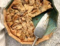 Swedish Apple Pie - a rich and delicious pie that is really quite effortless.