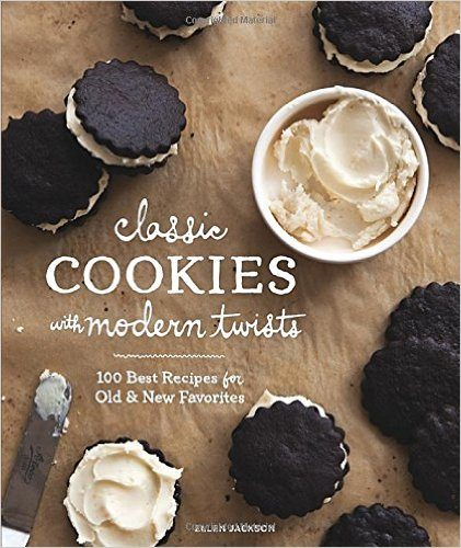 classic cookies with a modern twist
