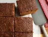 gingerbread for a crowd: Beautifully spiced and with a texture that is just dense enough