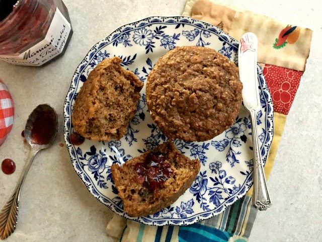 Chia Bran Muffins are a light-textured classic made better (in a healthy sort of way) with the addition of chia.