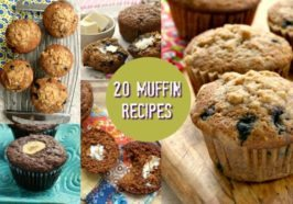 20 muffin recipes in a free eBook
