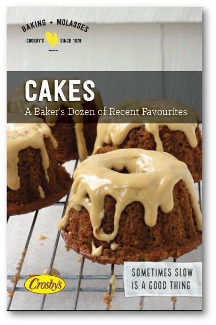 Cake eBook cover