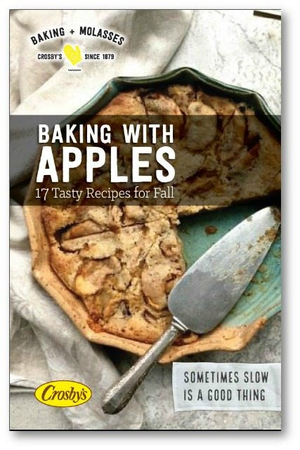 Baking with Apples: 17 recipes in a free ebook