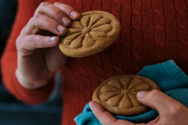 These soft molasses cookies deliver on flavour, spice, and delicious, warming comfort.
