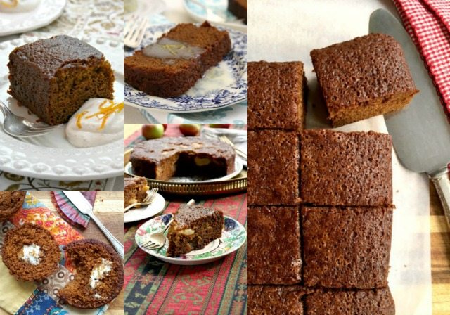 Gingerbread favourites: 12 gingerbread recipes in a free eBook