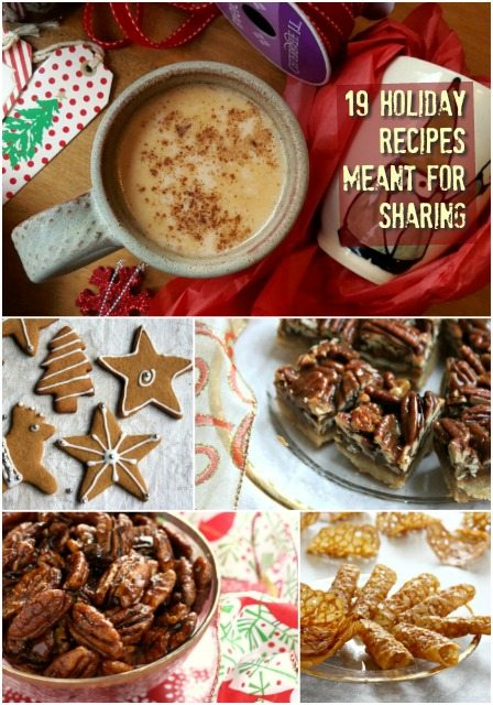 Free Holiday eBook | 19 Recipes for Christmas Cookies & More