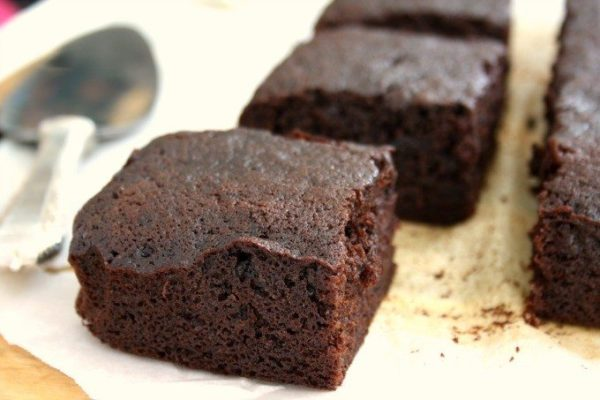 Chocolate beet cake is refined sugar free