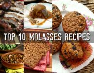 Top 10 molasses recipes of 2017