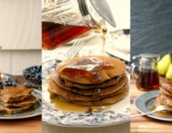 Seven pancake recipes for pancake Tuesday
