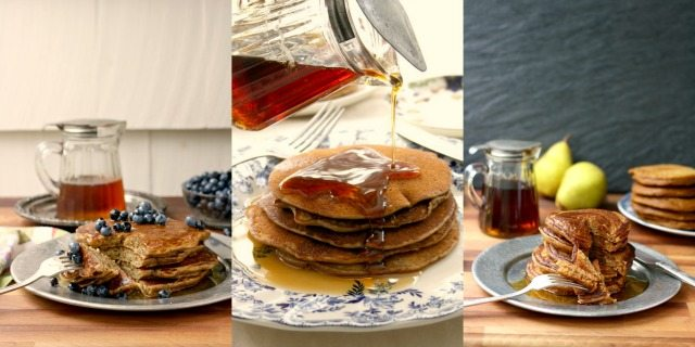 Seven healthy pancake recipes for pancake Tuesday