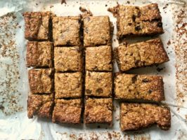 Multi-Seed Peanut Butter Energy Bars