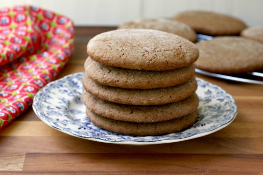 Pubnico Soft Molasses Cookies: Soft but sturdy molasses cookies