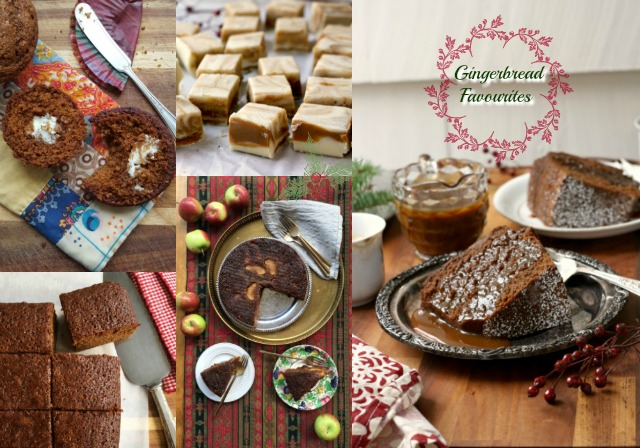 Free Gingerbread eBook Vol 3 -- 14 Recipes for Gingerbread Favourites