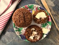 Basic Buttermilk Bran Muffins are wholesome and just sweet enough. High in iron and fibre.