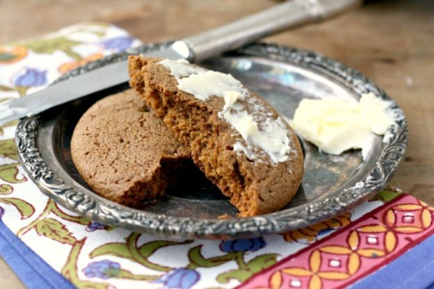 Cape Breton Molasses Biscuits: an old fashioned, not-too-sweet, thick-cut molasses cookie.