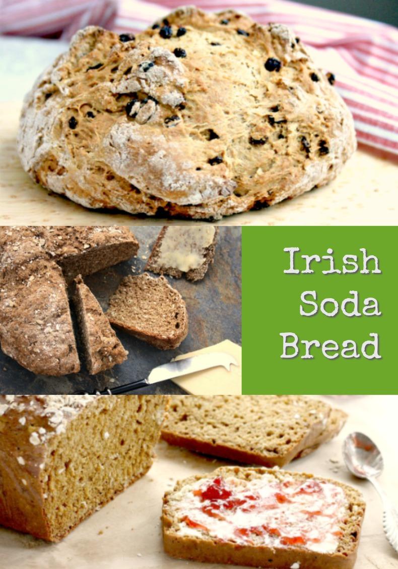 Favourite Irish Soda Bread Recipes