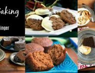 Cosy baking with fresh ginger: three recipes for gingerbread cake, muffins and cookies