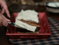 fanny farmer sour cream gingerbread cake