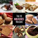 Top 10 molasses recipes of 2019