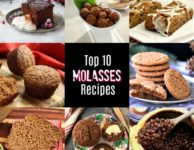 Top 10 molasses recipes of 2019