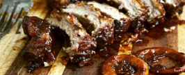 easy oven-baked spare ribs