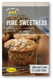 Sugar-Free Baking: 22 Recipes in a Free e-Book