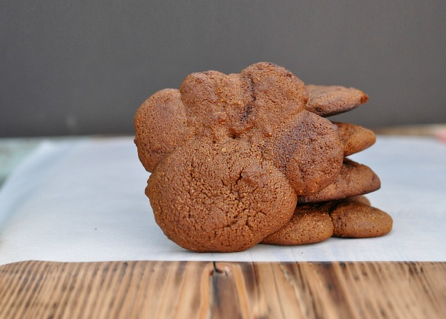 whole wheat puppy paws soft molasses cookies