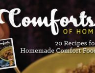 comfort food favourites free e-book