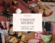 7 festive recipes to get you in the holiday spirit