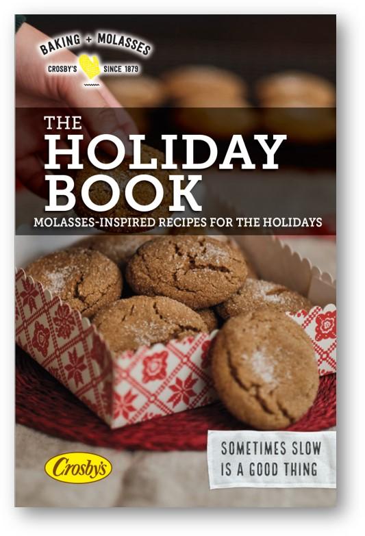 The Holiday e-Book: 17 festive recipes in a free e-book