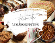 top 10 molasses recipes of 2020