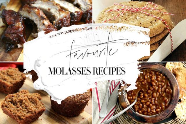 top 10 molasses recipes of 2020
