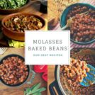 4 best molasses baked beans recipes