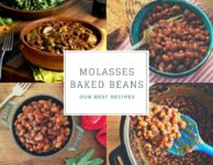 4 best molasses baked beans recipes