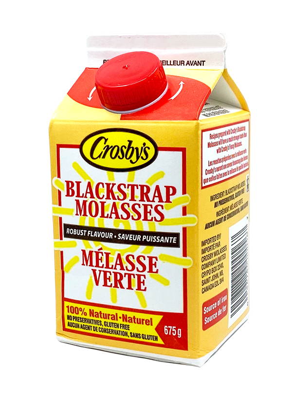 Crosby's Blackstrap molasses