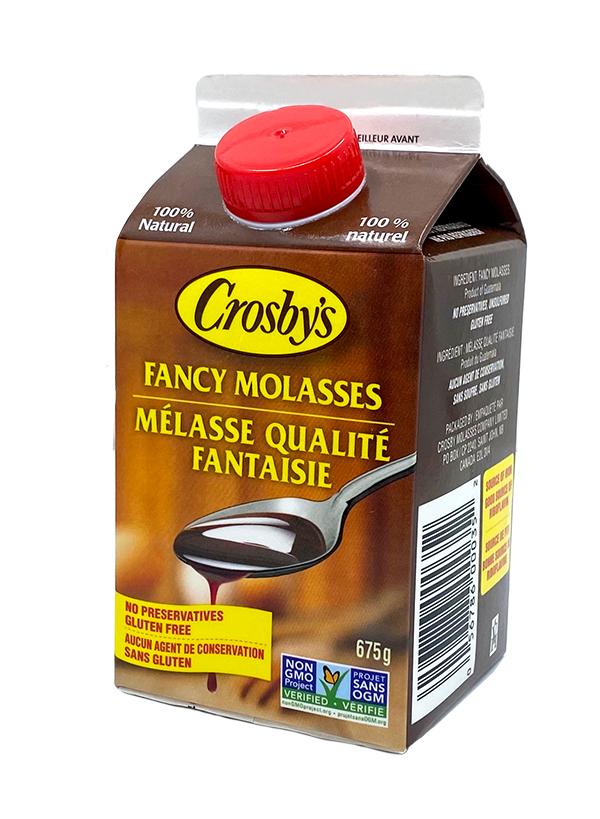 Crosby's Fancy molasses