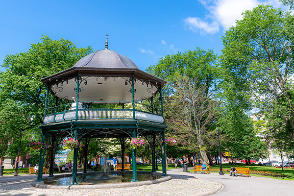 King's Square Bandstand